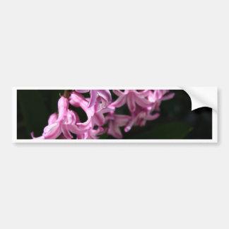 Autocollant De Voiture Fleurs Rose-Blanches de ressort