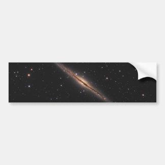 Autocollant De Voiture Galaxie en spirale de la NASA de Caldwell 23