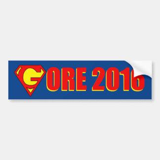 """AUTOCOLLANT DE VOITURE """"GORE 2016 """""""