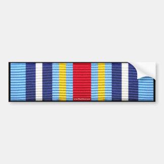 Autocollant De Voiture Guerre globale sur la médaille expéditionnaire de