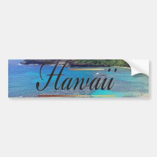 Autocollant De Voiture Hawaï