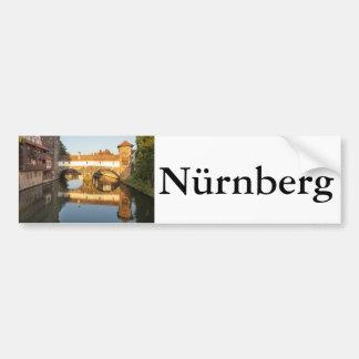 Autocollant De Voiture Henkersteg dans Nürnberg