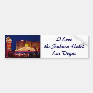 Autocollant De Voiture Hôtel vintage Las Vegas du Sahara
