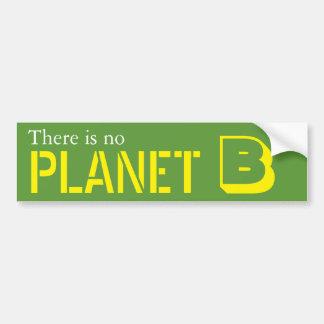 Autocollant De Voiture Il n'y a aucune planète B