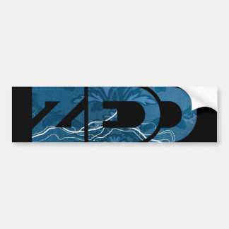 Autocollant De Voiture Illusion de Zedd