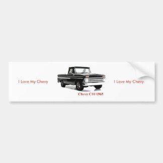Autocollant De Voiture Image classique de camion pour l'adhésif pour