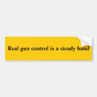 Autocollant De Voiture Incident d'arme à feu