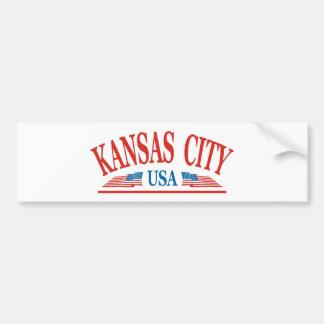 Autocollant De Voiture Kansas City Missouri