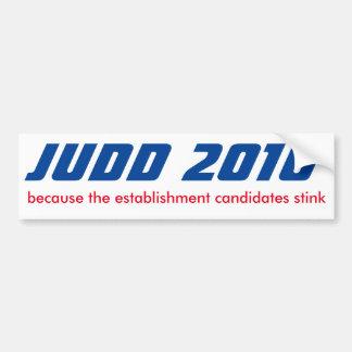 Autocollant De Voiture Keith Judd pour l'adhésif pour pare-chocs 2016 de