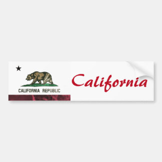 Autocollant De Voiture La Californie