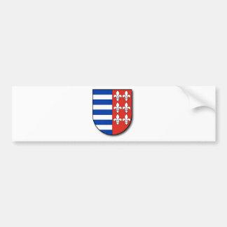 Autocollant De Voiture La Hongrie #4