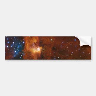 Autocollant De Voiture La NASA stellaire de la naissance RCW 108 d'étoile