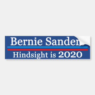 Autocollant De Voiture La rétrospection de ponceuses de Bernie est 2020