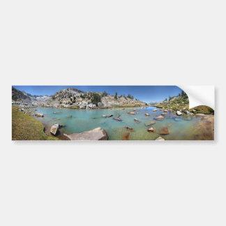 Autocollant De Voiture Lac pass de Donahue - Yosemite