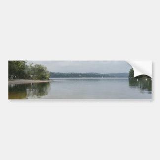 Autocollant De Voiture Lac Ullswater de Howtown, Cumbria