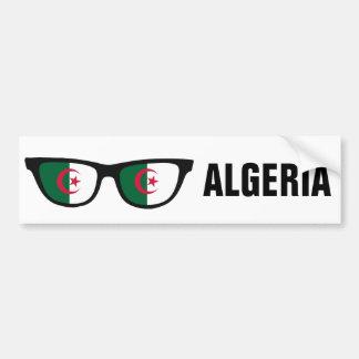 Autocollant De Voiture L'Algérie ombrage le bumpersticker fait sur