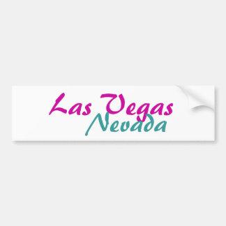 Autocollant De Voiture Las Vegas Nevada