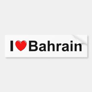 Autocollant De Voiture Le Bahrain