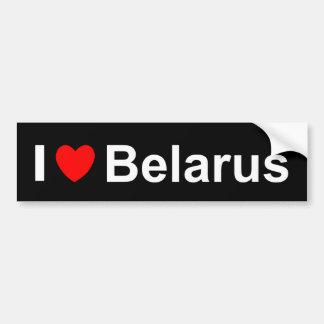 Autocollant De Voiture Le Belarus