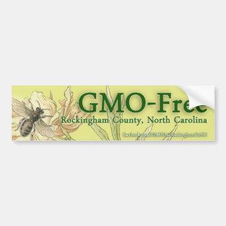 Autocollant De Voiture Le comté de Rockingham Sans GMO, adhésif pour