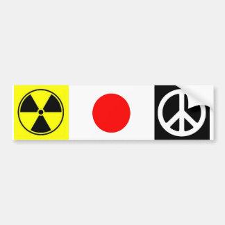 Autocollant De Voiture Le Japon 3-11