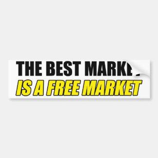 Autocollant De Voiture Le meilleur marché est un adhésif pour pare-chocs