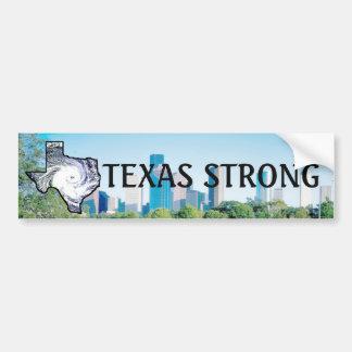 Autocollant De Voiture Le Texas fort, adhésif pour pare-chocs de soutien