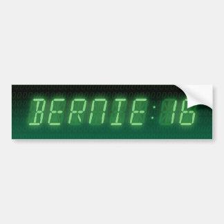 Autocollant De Voiture Lecture de Digitals de ponceuses de Bernie