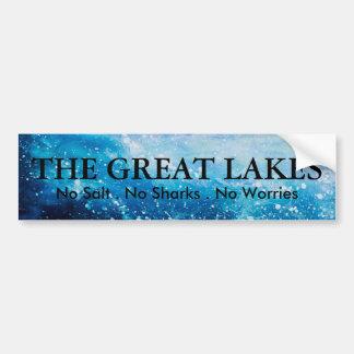 Autocollant De Voiture Les Great Lakes