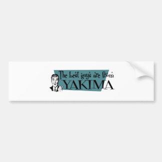 Autocollant De Voiture Les meilleurs types sont de Yakima
