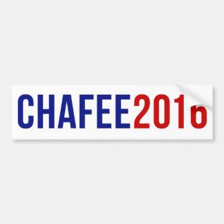 Autocollant De Voiture Lincoln Chafee 2016