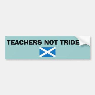 Autocollant De Voiture L'indépendance d'écossais de Trident de