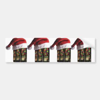 Autocollant De Voiture Machines à sous de Noël