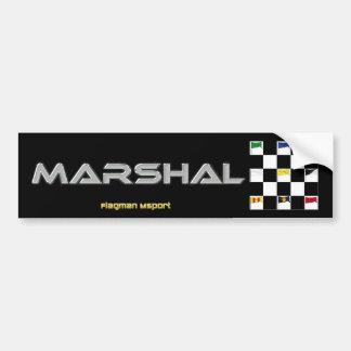 Autocollant De Voiture Maréchal