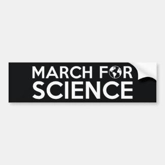 Autocollant De Voiture Mars pour la Science