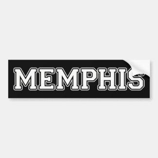 Autocollant De Voiture Memphis