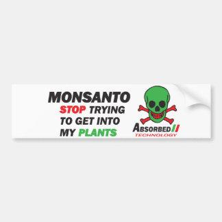 Autocollant De Voiture Mes plantes