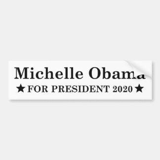 Autocollant De Voiture Michelle Obama 2020