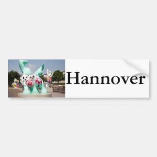 Autocollant De Voiture Nanas à Hanovre