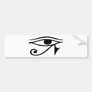 Autocollant De Voiture Oeil de Horus