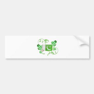 Autocollant De Voiture pakistan_flag.png