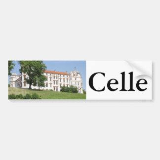 Autocollant De Voiture Palais ducal dans Celle