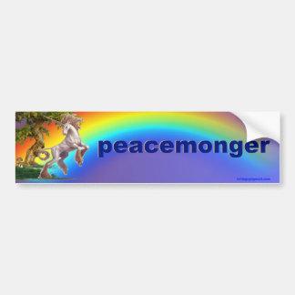 Autocollant De Voiture peacemonger
