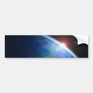 Autocollant De Voiture Petit pain de l'espace