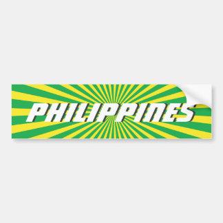 Autocollant De Voiture Philippines