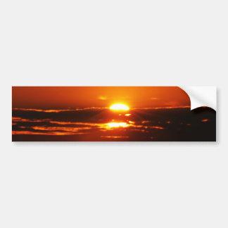 Autocollant De Voiture Photo de lever de soleil en Afrique du Sud