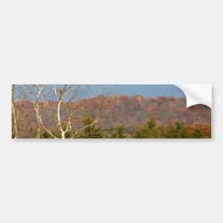 Autocollant De Voiture Photo Shenandoah de paysage de Blue Ridge