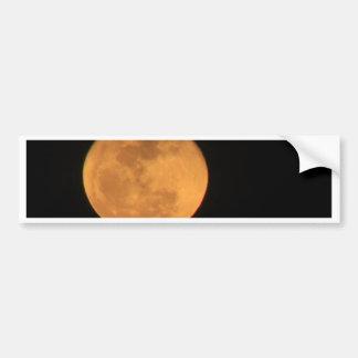 Autocollant De Voiture Pleine lune