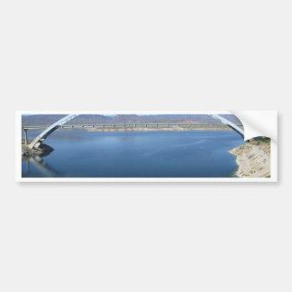 Autocollant De Voiture Pont de voûte de lac roosevelt