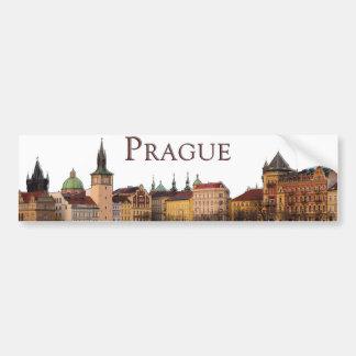 Autocollant De Voiture Prague